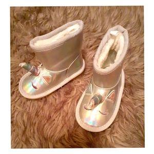 2/$25💋EUC TODDLER GIRLS BOOTS